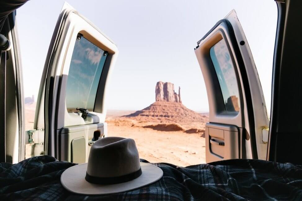Monument Valley Campervan Trip