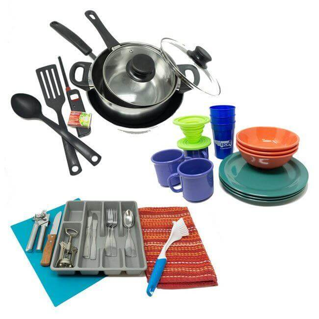 Kitchen Kit for camping